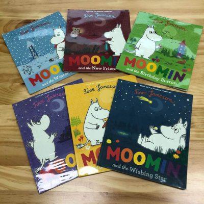 SparkEnglish library Moomin